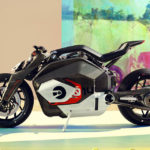BMW Motorrad Presents Its Vision Of Electric Bike With Vision DC Roadster