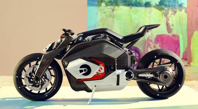 BMW Motorrad Vision RC Roadster