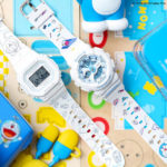 Baby-G x <em>Doraemon</em> Watch Has A 9-inch Doraemon Figure As Its Box