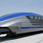 China's Newest Maglev Train Prototype Is A 600 Km/h Speed Demon