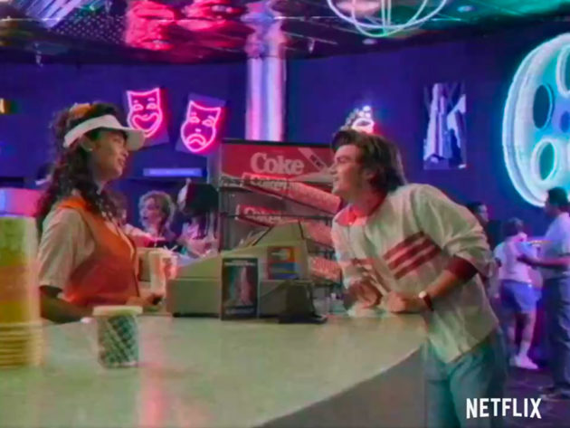 Coca-Cola x Stranger Things Ad and New Coke