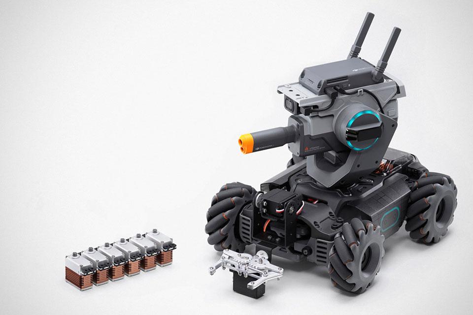 DJI RoboMaster S1 Mini Tank Drone
