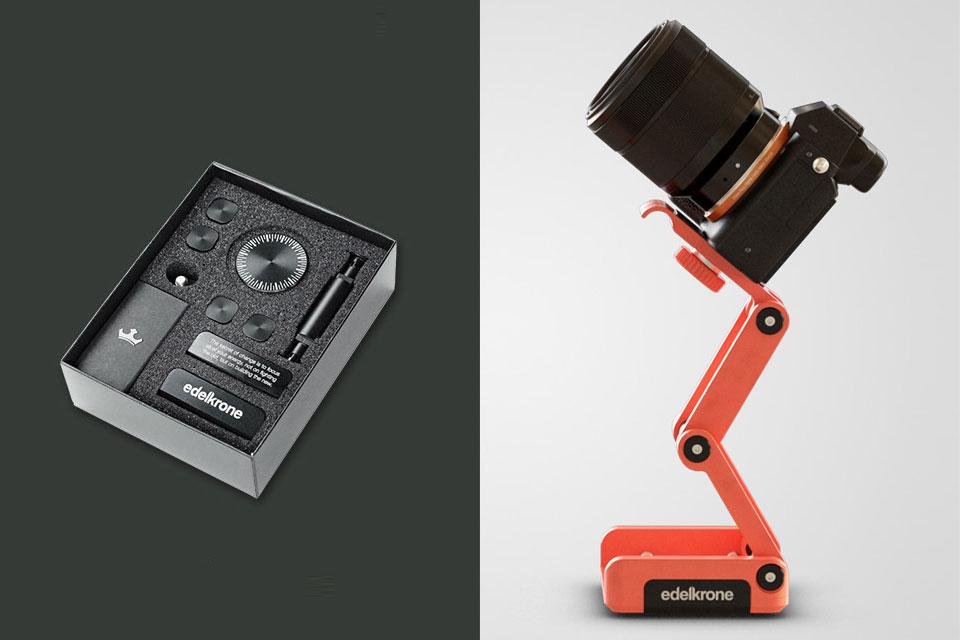 Edelkrone ORTAK FlexTILT Head 3D