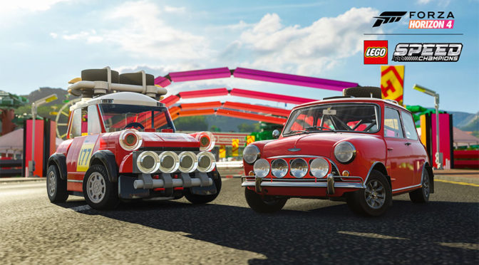New <em>Forza Horizon 4</em> Expansion Brings LEGO Speed Champions Into The Mix