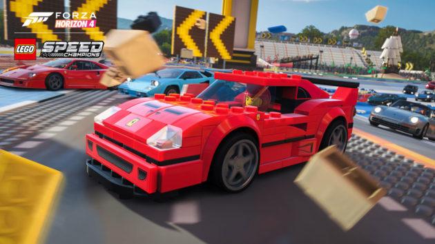 Forza Horizon 4 Expansion LEGO Speed Champions