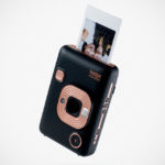 Fujifilm's New Instax Camera Lets You Print Audio Onto Instant Photos