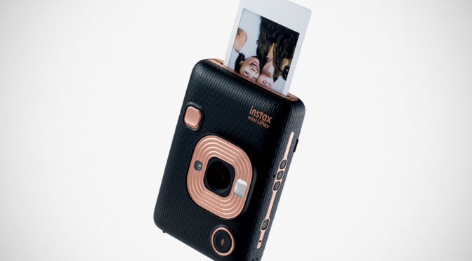Fujifilm Instax Mini LiPlay Instant Camera
