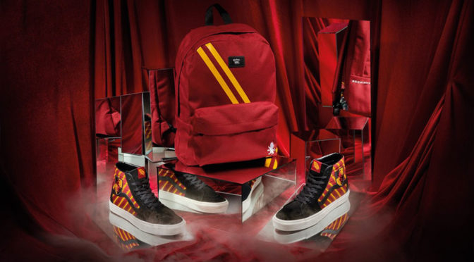<em>Harry Potter</em> x Vans Collection Also Includes Backpacks, Jackets and More
