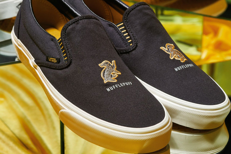 Harry Potter x Vans Collection Revealed