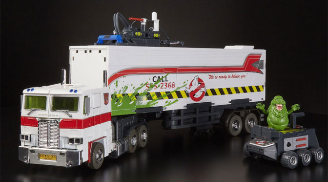 Hasbro MP-10G Optimus Prime Ecto-35 Edition