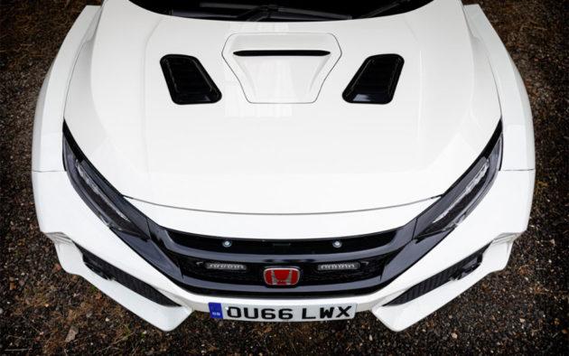 Honda Civic Type OverRland Concept
