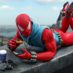 Hot Toys Dished Out Scarlet Spider Suit Figure From <em>Marvel's Spider-Man</em> Game