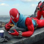 Hot Toys Dished Out Scarlet Spider Suit Figure From <em>Marvel's Spider-Man</em> Game
