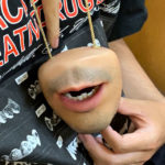 Hyperrealistic Human Mouth Coin Purse Sends Shiver Down My Spine