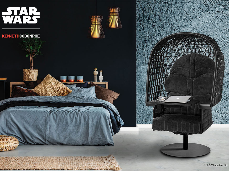 Kenneth Cobonpue Star Wars Furniture