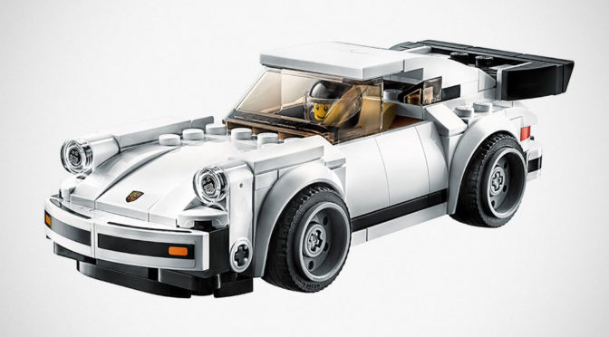 LEGO Unveils New LEGO Speed Champions 1974 Porsche 911 Turbo 3.0