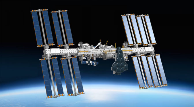 International Space Station Won LEGO Ideas Fan Vote To Become A Real Set