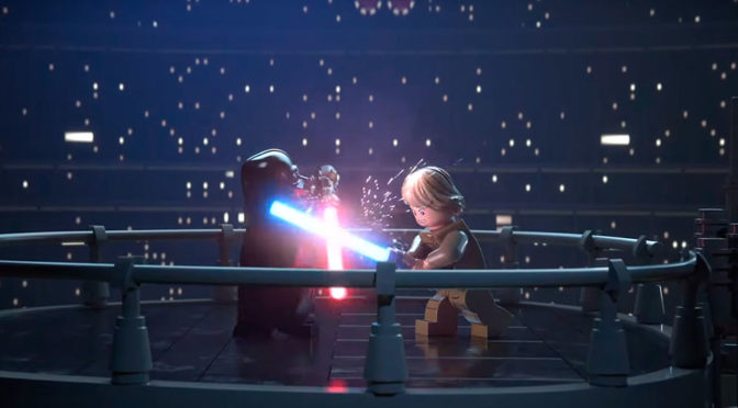 LEGO Star Wars The Skywalker Saga Video Game