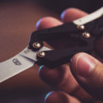 2-inch Lyra Nano EDC Opens To A Knife With Full 4-Finger Grip