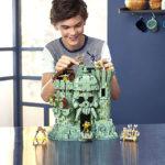 Mega Construx Castle Grayskull Construction Set Pre-order Starts