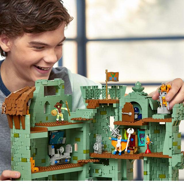 Mega Construx Castle Grayskull Pre-order