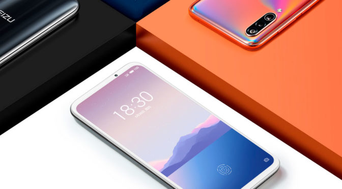 Meizu 16Xs Android Smartphone