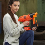 Nail Gun May Not Be A Weapon, But The NERF Nail Gun Blaster Is Here Anyways