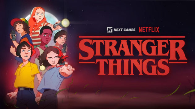 Netflix Two Stranger Things Video Games