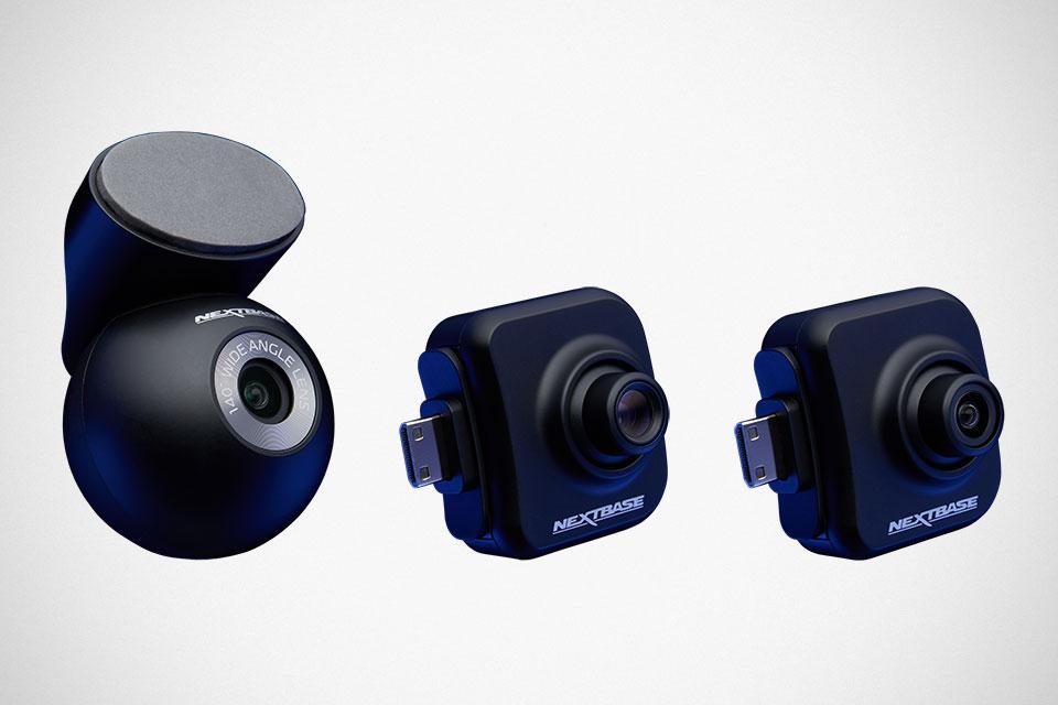 Gopro Dash Cam >> Nextbase Series 2 Dash Cam Is Bluetooth-enabled, Has Alexa ...
