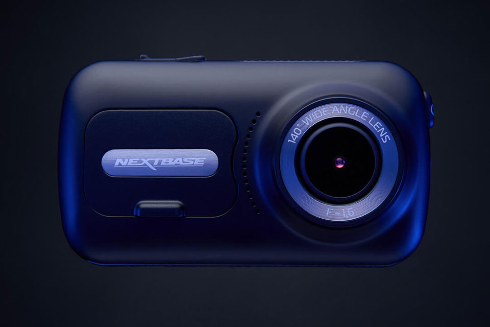 Nextbase Series 2 Dash Camera 322GW