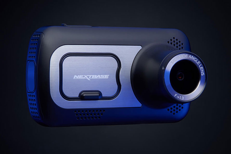 Nextbase Series 2 Dash Camera 522GW