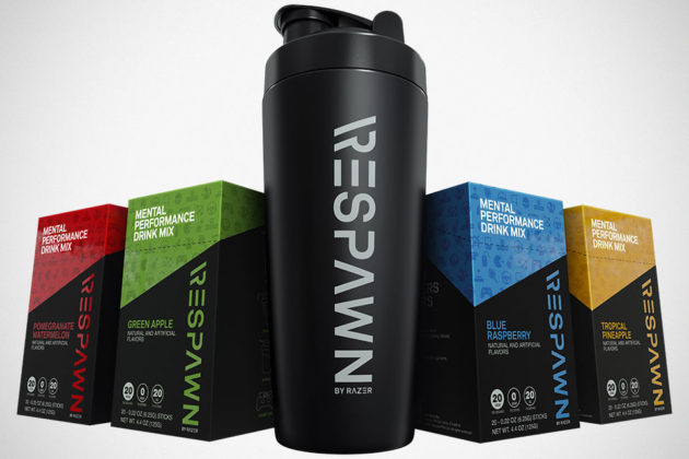RESPAWN Performance Drink by Razer