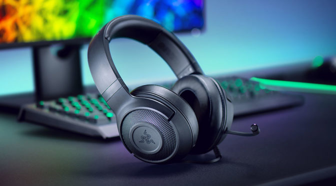 Razer Kraken X Gaming Headphones