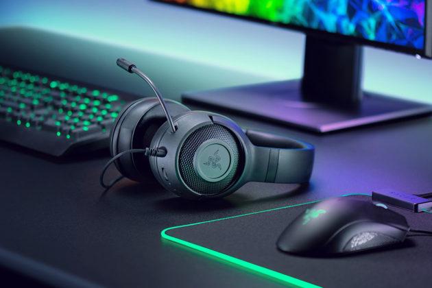 Razer Kraken X Gaming Headphones