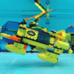 Someone Turned LEGO Aquanauts Submarines Into Real Submarines