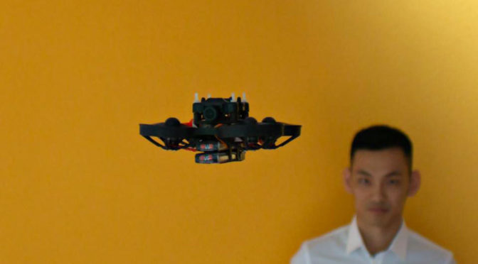Dutch Scientists Created The World's Smallest Autonomous Racing Drone