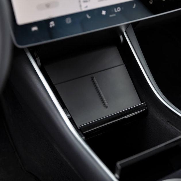 Tesla Model 3 Wireless Phone Charger