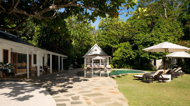 The Fleming Villa, Oracabessa, Jamaica