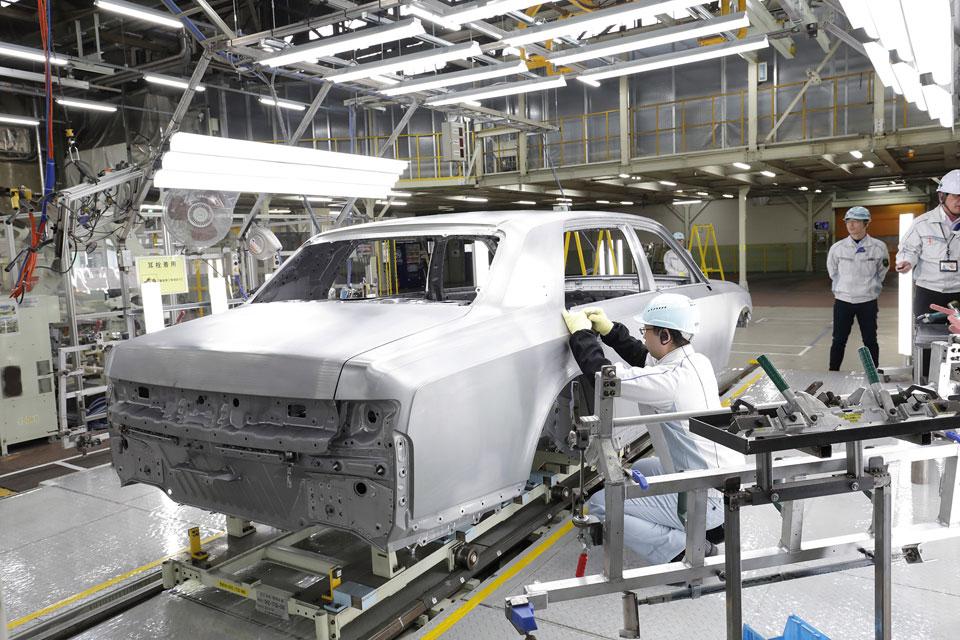 Toyota Century Chauffeur-driven Car