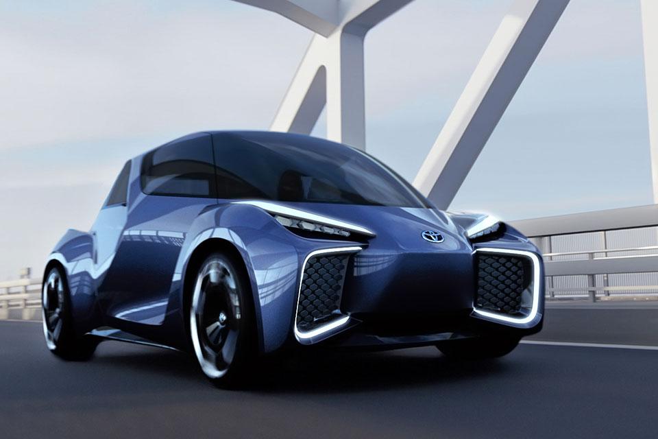 Toyota RHOMBUS Concept EV