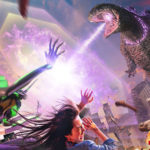 USJ Releases <em>Evangelion</em> Vs. <em>Godzilla</em> 4D Attraction Trailer