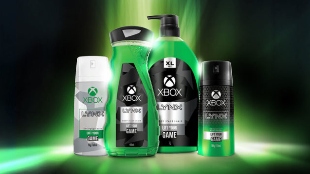 Xbox Lynx Personal Grooming Products