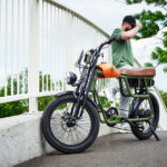 Retro Cafe Racer-style Xmera Pedal Electric Bicycle Is Also A Workout Bike