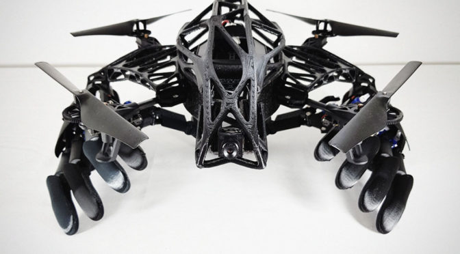 Youbionic Drone With Hands
