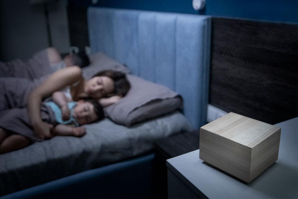 Zucklight Sleep Box