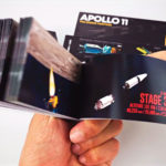 Relive The Momentous Lunar Landing From 50 Years Ago In A Fun Way With This Flip Book