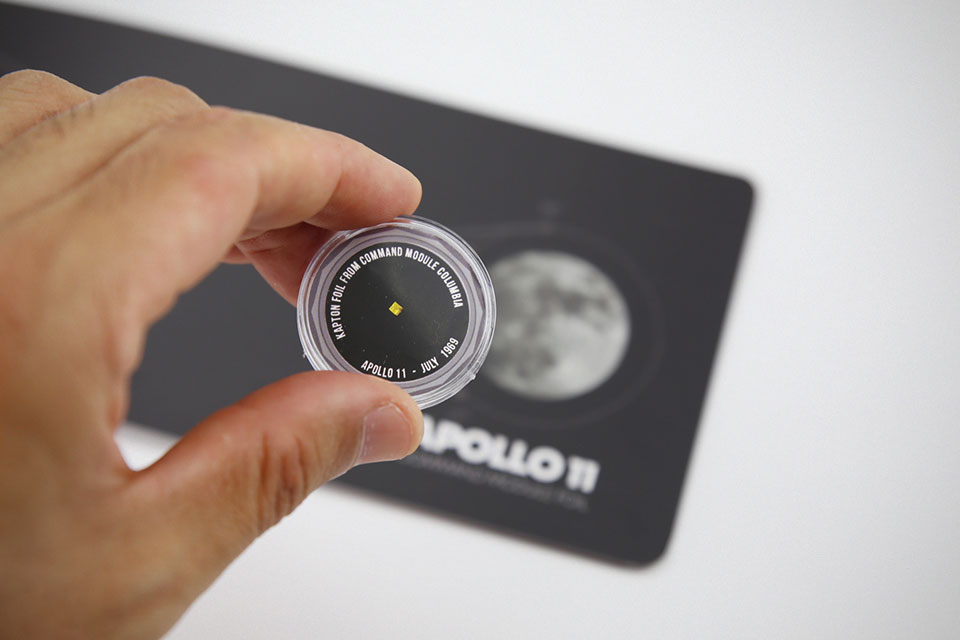 Apollo 11 Epic Moon Landing Flip Book Edition