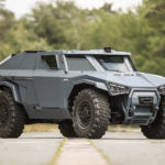 Meet Arquus Scarabee, The First Natively Hybrid Military Vehicle