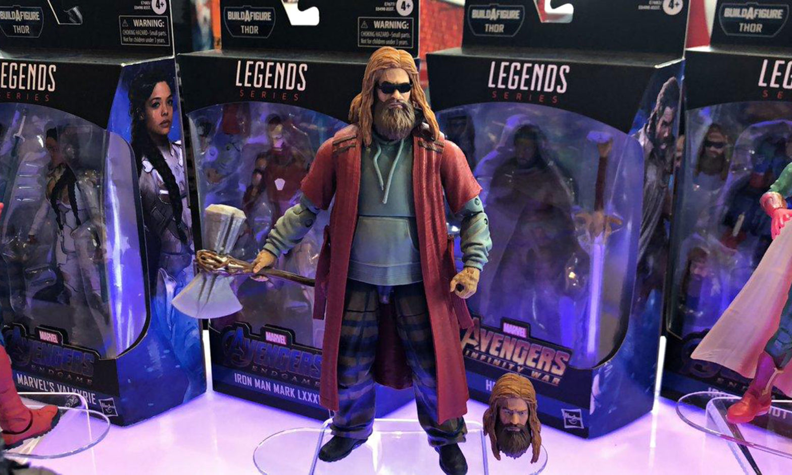 Avengers: Endgame Fat Thor Action Figure
