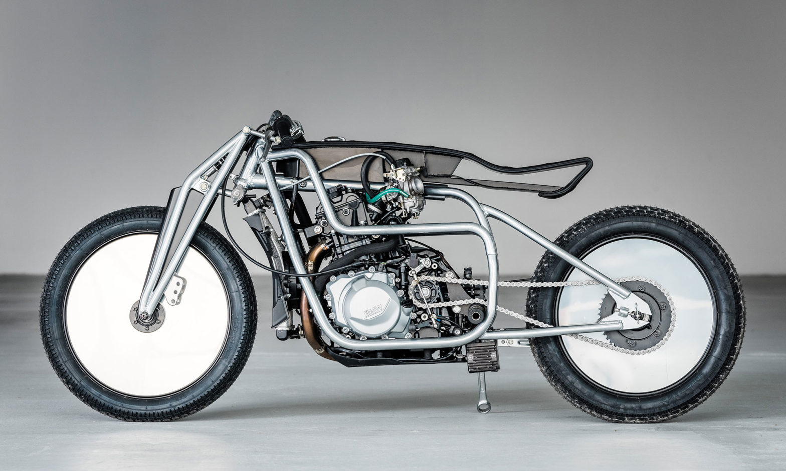 Bauhaus 100 Custom Bike by Krautmotors